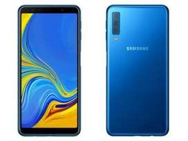 Samsung a7 old mobile  6.1 display