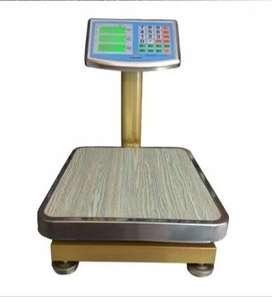 vendo balanza electrónica