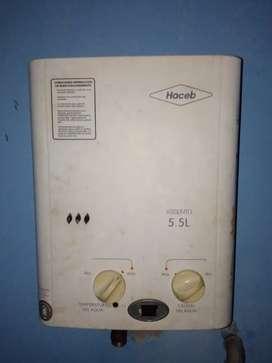 Calentador Haceb 5.5 Tiro Natural