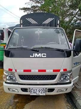 VENTA Camion JMC doble Cabina