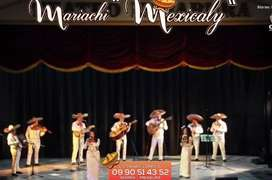 MARIACHI MEXICALY