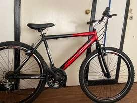 Bicicleta perfecto estado rin 26