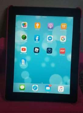 iPad 2, 32 GB Silver. Excelente estado.