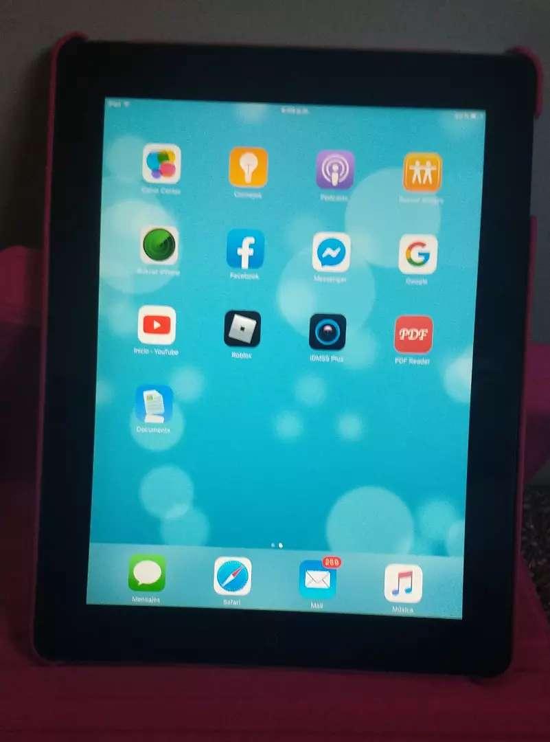 iPad 2, 32 GB Silver. Excelente estado. 0