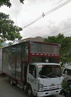 Mudanzas en Medellín