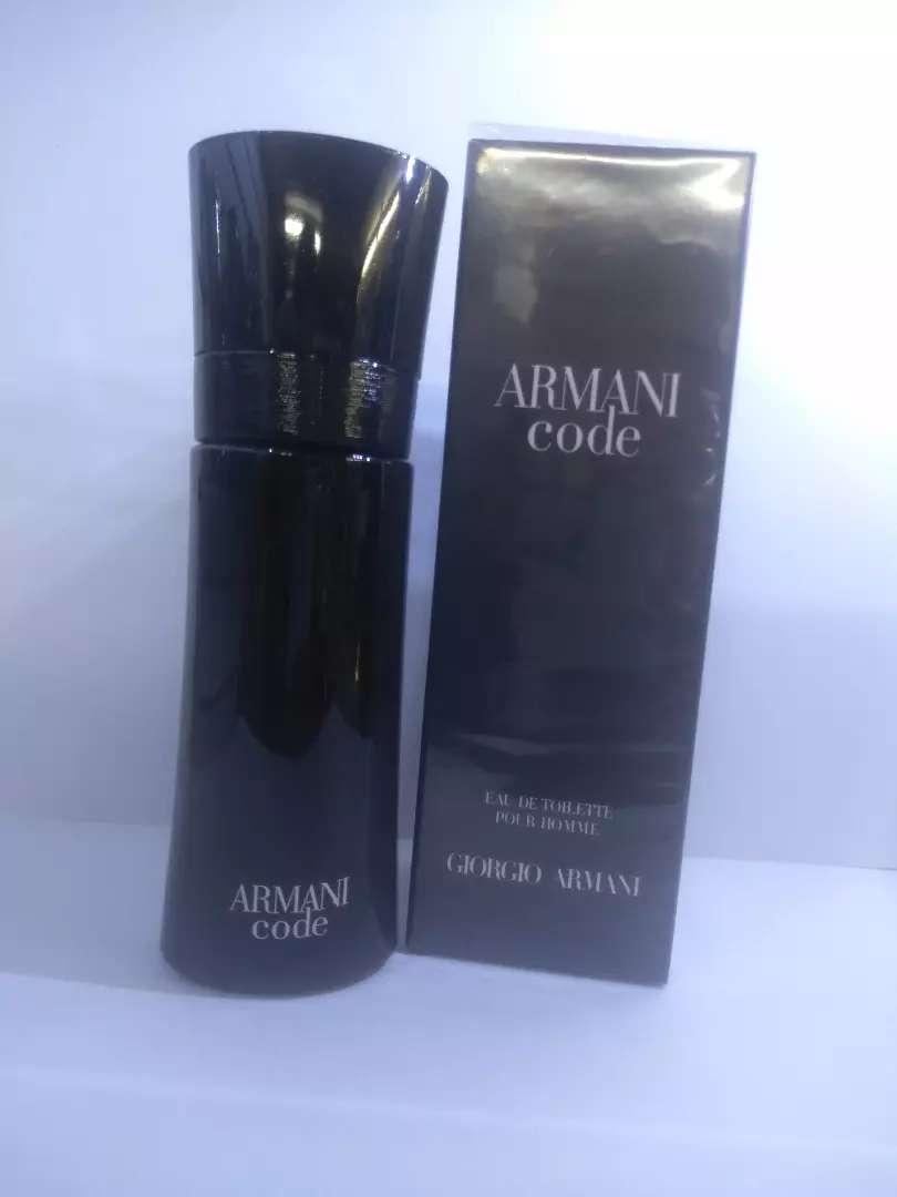Perfume code Armani 0