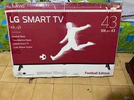 Se vende televisor de 43 pulgadas para repuestos