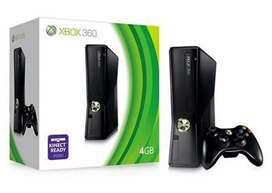 Vendo xbox 360 nuevos con 2 controles y disco duro
