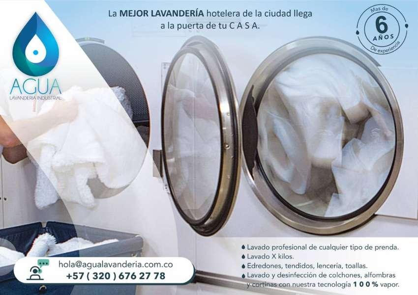 La mejor lavandería de la ciudad-Agua lavandería industrial 0