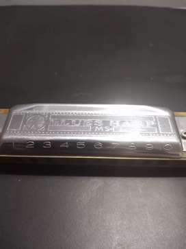 Armónica Hohner blues Harp ms Made in Germany