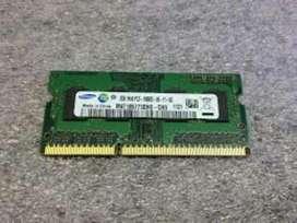 Memoria Ram Ddr3 de 1gb para Portatil