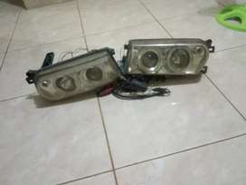 Vendo lámpara modificadas para Nissan b 13