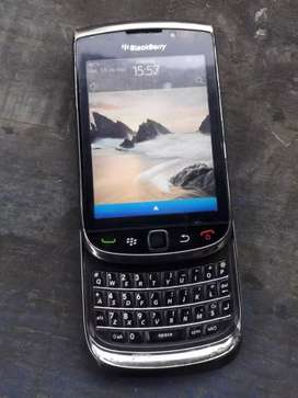 Vendo blackberry torch liberada