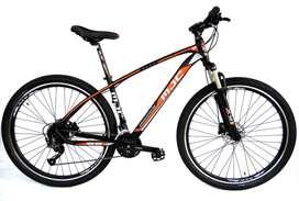 Bicicletas Aluminio Rin 29 Grupo Shimano Altus Frenos Hidraulicos