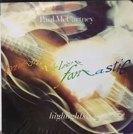 """Paul McCartney """"Tripping The Live Fantastic"""" 1990"""