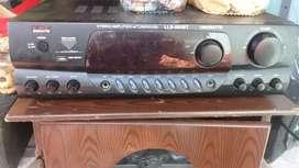 Amplificador de audio marca L&L.1000watts