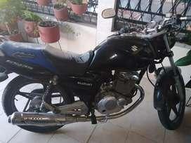 Vendo moto gs