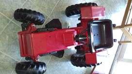 Espectacular tractor a bateria/ sin bateria