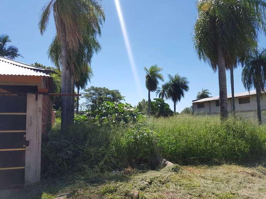 Terreno en barrio sapucay