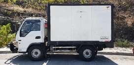 Camión/furgón liviano JAC 2014 2.5t