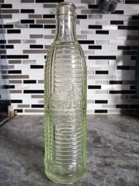 Botella Crush original 1958