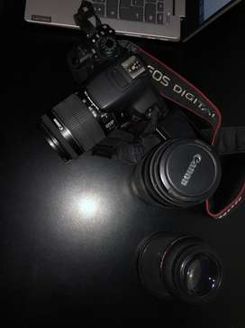 Camara Canon t5i