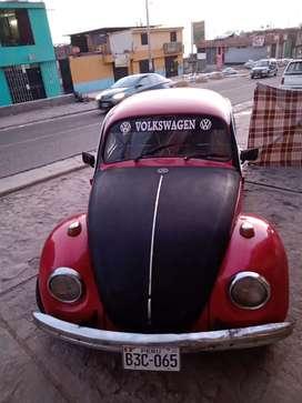Se vende Volkswagen por motivo de espacio