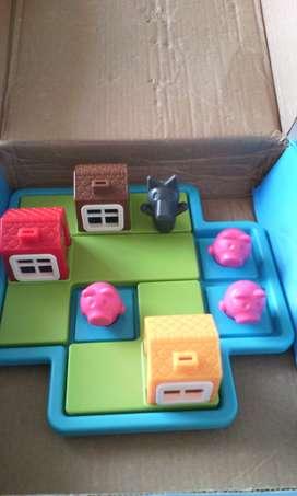 Se vende juego de mesa para niños