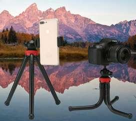 Trípode flexible para cámaras digitales y deportivas gopro