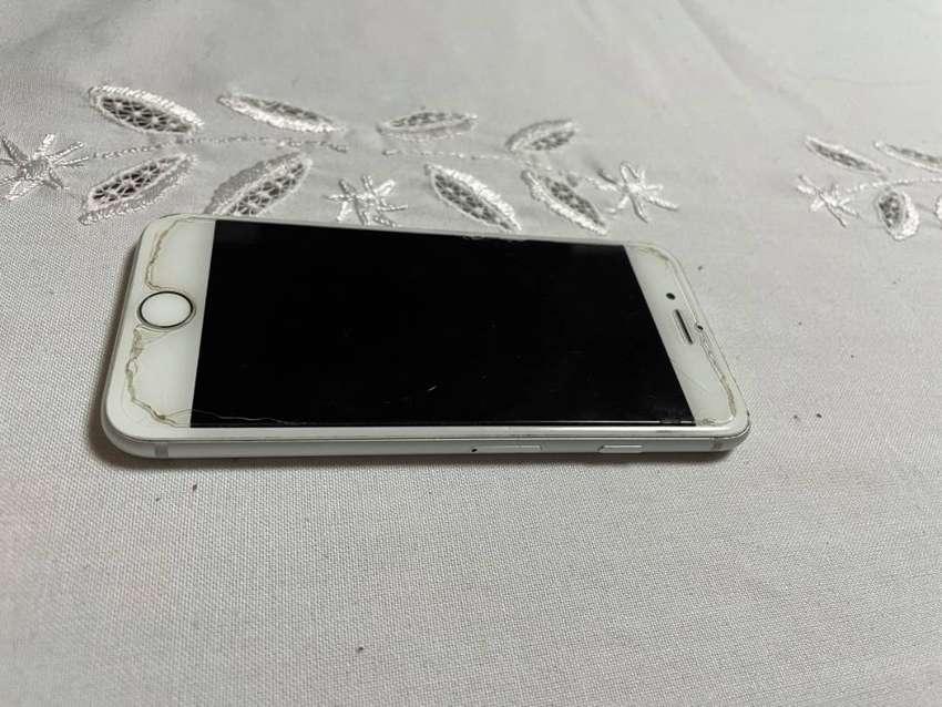 iPhone 7 - 128 GB (original, usado 4 años)