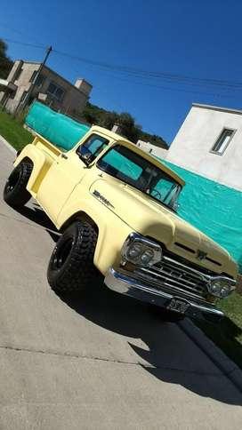 Ford F100 Loba 1960