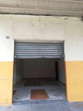 Alquilo, local en sector comercial Avenida Machala - Guayaquil