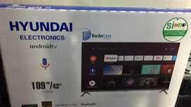 Se vende tv de 43 pulgadas andriod nuevo con garantia