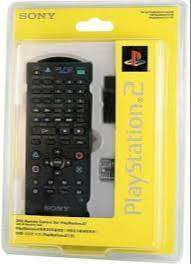 Play Station 2 DVD Control Remoto