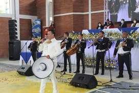 En Latacunga Mariachi LOS DIAMANTES