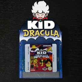 Juego KID DRACULA para Nintendo Game Boy