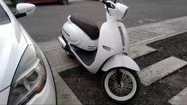 Vendo moto clásica