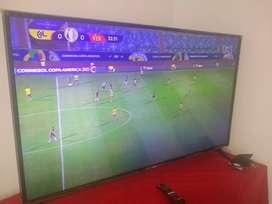 """Vendo Smart tv LG 55"""" UHD 4K estado 10 de 10"""