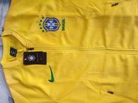 Chompa Selección Brasil Nike Original