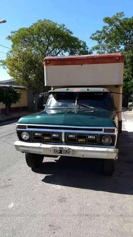 Vendo Motorhome Ford Modelo 1978