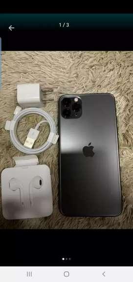 Se vende iphone  11 pro max 64 gb nuevo