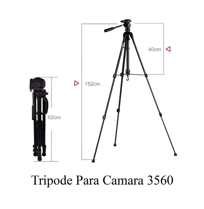 Tripode Para Camaras Dsrl O Celular De 170 Mts 3560