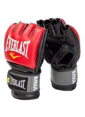 GUANTES EVERLAST MMA PRO STYLE GRAPPLING GLOVES RED L/XL
