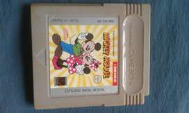 Juego Game Boy Color.