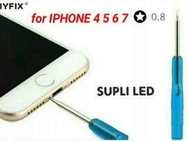 Destornillador iPhone 4 5 6 7 0.8 Penta