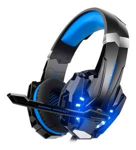 AUDIFONO DIADEMA GAMER G9000 NEW PARA PC PS4 XBOX ONE erf4