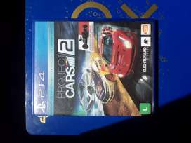 Proyect cars 2 ps4