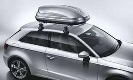 Maletera de techo para carros.