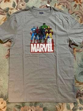 Camiseta marvel superheroes talla S