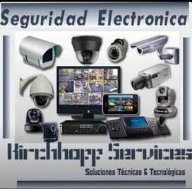 Seguridad electrónica y control de acceso